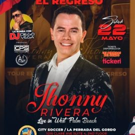 Image for JHONNY RIVERA EN WEST PALM BEACH