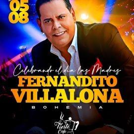 Image for Celebrando el Dia de las Madres: Fernandito Villalona en Concierto!