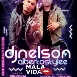 Image for DJ Nelson Y Alberto Style Reggaeton De La Mata Texas Tour - AUSTIN