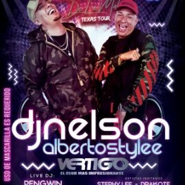 Image for DJ Nelson Y Alberto Style Reggaeton De La Mata Texas Tour - HOUSTON