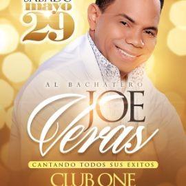 Image for Joe Veras en Concierto en Club One!