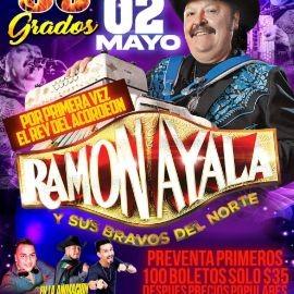 Image for Ramon Ayala y Sus Bravos del Norte en Vivo!