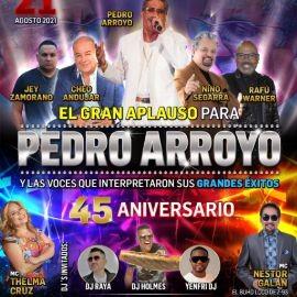 Image for PEDRO ARROYO - EL GRAN APLAUSO