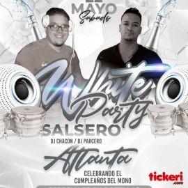 Image for White Party Salsero con DJ Chacon y DJ Parcero!