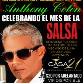 Image for ANTHONY COLON EN CONCIERTO