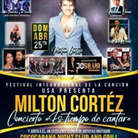 Image for Milton Cortez en concierto
