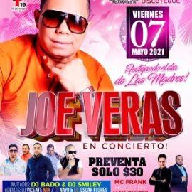 Image for Festejando el Dia de las Madres: Joe Veras en Concierto!