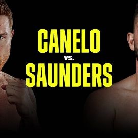 Image for Canelo vs Saunders