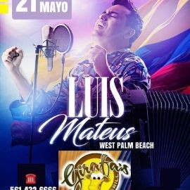 Image for LUIS MATEUS - VALLENATO Concierto en West Palm Beach