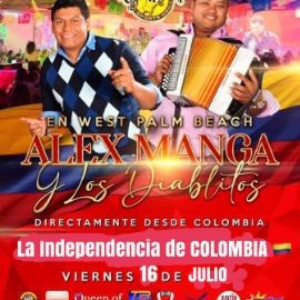 Image for Los Diablitos del Vallenato en West Palm Beach !!!