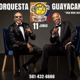Image for GUAYACAN Orquesta en West Palm Beach