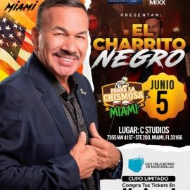 Image for El Charrito Negro en Vivo!