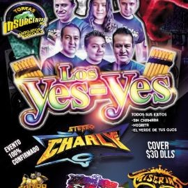 Image for Los Yes-Yes en Vivo!