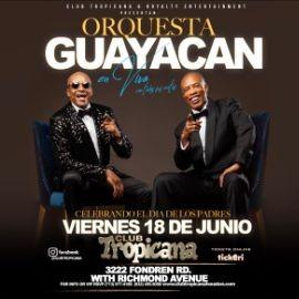 Image for ORQUESTA GUAYACAN EN CONCIERTO