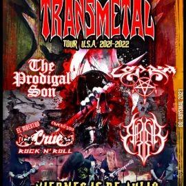 Image for Transmetal USA Tour 2021 En Huntington Park,CA