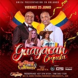 Image for Guayacan Orquesta y Las Musas del Vallenato en Orlando