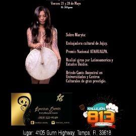 Image for Maryta de Humahuaca en Concierto!