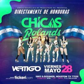 """Image for Las Chicas Rolands """"En Concierto"""" [Houston, Tx]"""