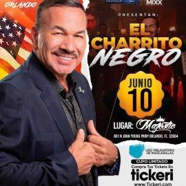 Image for El Charrito Negro en Vivo! Tour Del Despecho Miami en Majestic Nightclub