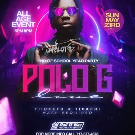 Image for Polo G Live