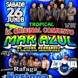 Image for El Original Conjunto Mar Azul y Rafaga Norteña en Vivo!