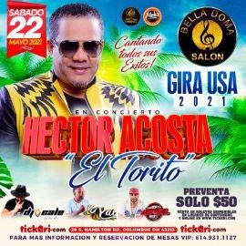 Image for Hector Acosta El Torito en Vivo!
