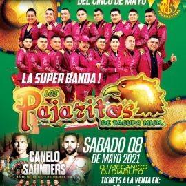 Image for Celebrando 5 de mayo llega la Super Banda: Los Pajaritos de Tacupa Michoacan en Vivo!
