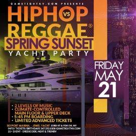 Image for NYC Hip Hop vs Reggae® NYC Sunset Cruise Skyport Marina Jewel Yacht