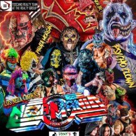 Image for Los Neza Clowns en Nezamania Pirata Morgan, Psycho en Vivo!