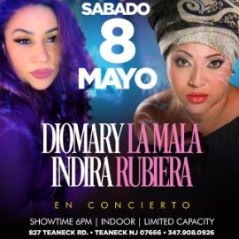 Image for DIOMARY LA MALA & INDIRA RUBIERA