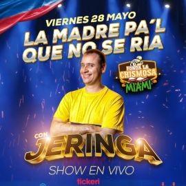 Image for Jeringa en Vivo con: La Madre Pal' que no se Ria en Vivo!