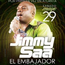 Image for Jimmy Saa El Embajador en Vivo!