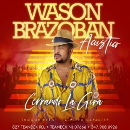 Image for WASON BRAZOBAN CERRANDO LA GIRA