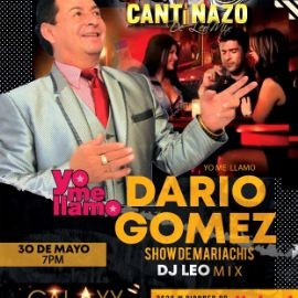 Image for DARIO GOMEZ, YO ME LLAMO. CANTINAZO EN DALLAS.