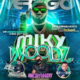 Image for Miky Woodz en Concierto en Vertigo Night Club!