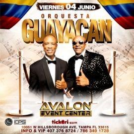 Image for GUAYACAN EN AVALON EVENT CENTER