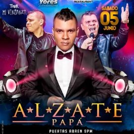 Image for ALZATE PAPA EN ATLANTA