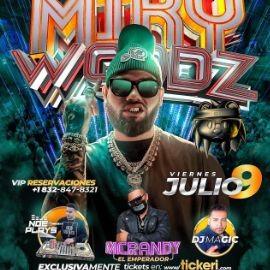 Image for Miky Woodz en Concierto en Vertigo Night Club!