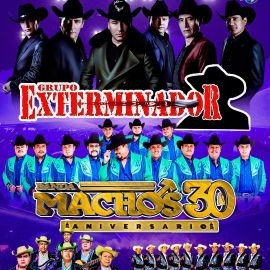 Image for Grupo Exterminador y Banda Machos en Vivo!