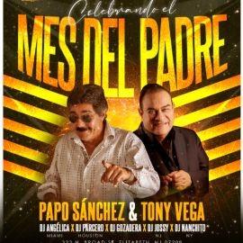 Image for Papo Sanchez y Tony Vega en concierto