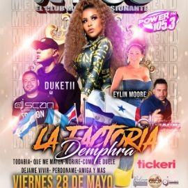 Image for Demphra La Factoria en Vivo en Vertigo Night Club!