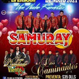 Image for Grupo Samuray, Jose Diosdado y Los Caminantes en Vivo!