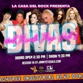 Image for Divas del Rock Pop Vol 2 en Vivo!