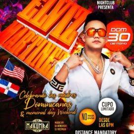 Image for Celebrando las Madres Dominicanas: Elvis Martinez en Concierto!