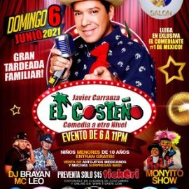 Image for El Costeno Tour 2021, Columbus OH