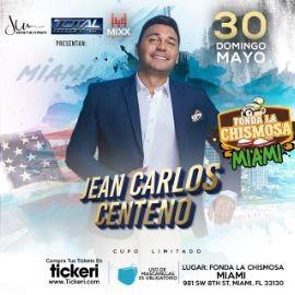 Image for Jean Carlos Centeno en Vivo en Miami!