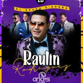 Image for Raulin Rodriguez y Grupo D'Ahora en Concierto!