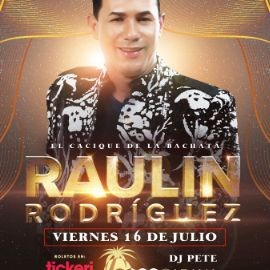 Image for RAULIN RODRIGUEZ EN MARYLAND NEW DATE CONFIRMED
