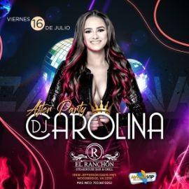 Image for After Party DJ Carolina en El Ranchon!