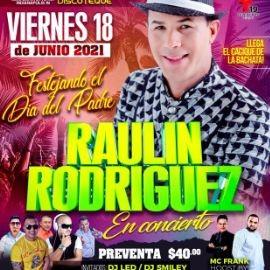 Image for Raulin Rodriguez en Concierto en Chispas Discoteque!